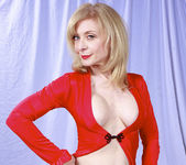 Nina Hartley Plays Woman in Red 12