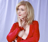Nina Hartley Plays Woman in Red 15