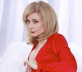 Nina Hartley Plays Woman in Red 21