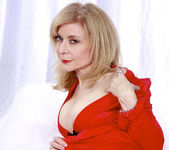 Nina Hartley Plays Woman in Red 28