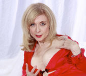 Nina Hartley Plays Woman in Red 30
