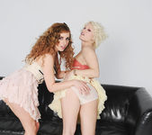 Lexi Belle's Hottest Threesome Ever?  You Decide 9