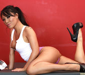 Tory Lane with Asa Akira, Marie Luv, and Mason Moore 24