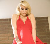 Monique Alexander Pays Tribute to Marilyn Underwear 21