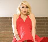 Monique Alexander Pays Tribute to Marilyn Underwear 22