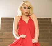 Monique Alexander Pays Tribute to Marilyn Underwear 25