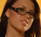 Eva Angelina Brings the Summer Heat Indoors 12