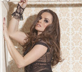 Tori Black Imagines Being Found Bottomless and Tied Up 5