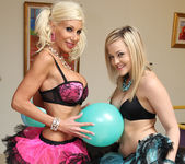 Alexis Texas and Puma Swede Being Silly and Sexy 5