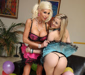 Alexis Texas and Puma Swede Being Silly and Sexy 10