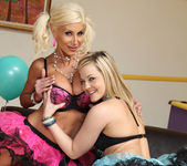 Alexis Texas and Puma Swede Being Silly and Sexy 14