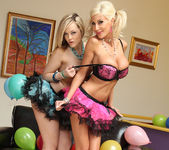 Alexis Texas and Puma Swede Being Silly and Sexy 23