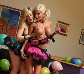 Alexis Texas and Puma Swede Being Silly and Sexy 25