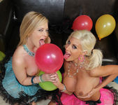 Alexis Texas and Puma Swede Being Silly and Sexy 30