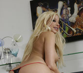 Gina Lynn Showing Off the Beach Body 25