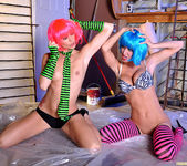 Monique Alexander and Jessica Sweet - Punk Pussy Play 19