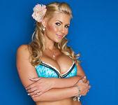 Phoenix Marie - Blonde on Blue 2