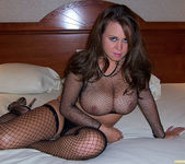 Brandy Talore Horny and Squirming in Bed 3