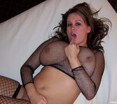 Brandy Talore Horny and Squirming in Bed 22
