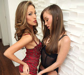 Jenna Haze and Capri - Pornstar Seducing Pornstar 14