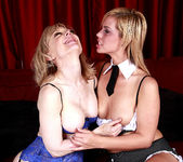 Tara Lynn Foxx Eating Nina Hartley's Pussy 10