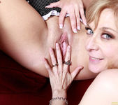 Tara Lynn Foxx Eating Nina Hartley's Pussy 24