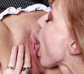 Tara Lynn Foxx Eating Nina Hartley's Pussy 28