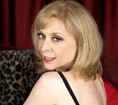 Nina Hartley - Black and Red 5