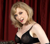 Nina Hartley - Black and Red 12