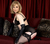 Nina Hartley - Black and Red 14