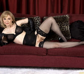 Nina Hartley - Black and Red 18