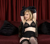 Nina Hartley - Black and Red 21