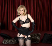 Nina Hartley - Black and Red 26