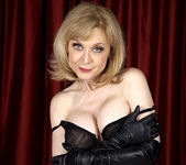 Nina Hartley - Black and Red 30