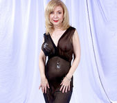 Nina Hartley and the Transparent Black Dress 2