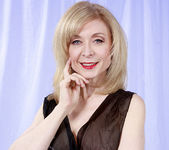Nina Hartley and the Transparent Black Dress 3