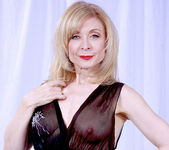 Nina Hartley and the Transparent Black Dress 6