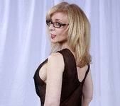 Nina Hartley and the Transparent Black Dress 11