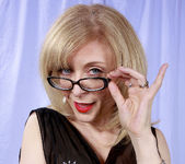 Nina Hartley and the Transparent Black Dress 20