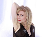 Nina Hartley and the Transparent Black Dress 25
