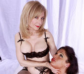 Nina Hartley Breaking Shy Little Angela 4