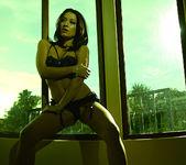 Ann Marie Rios - Private Strip Show Just for You 9