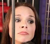 Nina Hartley Punishing Adana for Bad Behavior 14