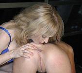 Nina Hartley Teaches Layla Jade a Lesson 12
