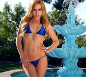 Lexi Belle's Public Nudity Surprise for the Voyeurs 2