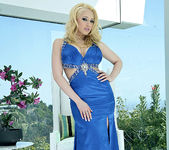 Kagney Linn Karter Takes the Toys Outdoors 3