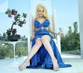 Kagney Linn Karter Takes the Toys Outdoors 13