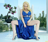 Kagney Linn Karter Takes the Toys Outdoors 19