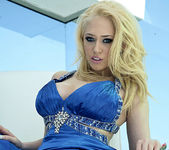 Kagney Linn Karter Takes the Toys Outdoors 25