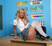 Phoenix Marie Wants to Help the Teacher 5